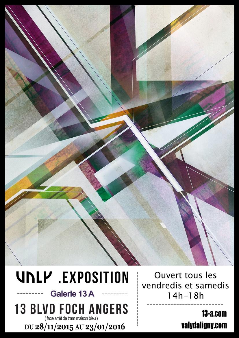 Affiche galerie 13A